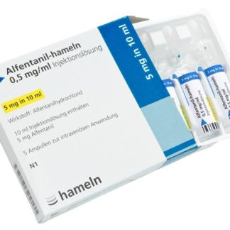 Buy Alfenta (Alfentanil) online without prescription